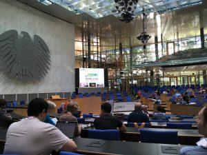 foss4g 2016 in Bonn